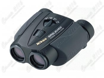 Бинокль Nikon EagleView Zoom 8-24x 25