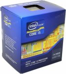 Процессор Intel Core i5-3450 BOX 3.1 ГГц/SVGA/1+6Мб/5 ГТ/с LGA1155 Ivy Bridge