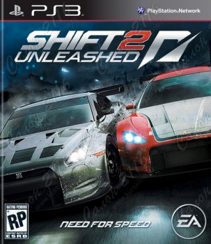 Игра для Sony PlayStation Need for Speed Shift 2 Unleashet (рус. верс.)