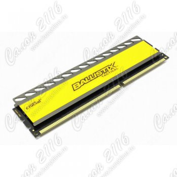 Оперативная память Crucial Ballistix Tactical <BLT4G3D1869DE1TX0CEU> DDR-III DIMM 4Gb <PC3-15000> CL9