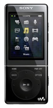 Плеер MP3 Sony NWZE473B.EE 4Gb black