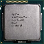 Процессор Intel Core i3-3225 3.3 ГГц/2core/SVGA HD Graphics 4000/0.5+3Мб/55 Вт/5 ГТ/с LGA1155
