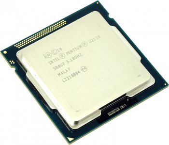Процессор Intel Pentium G2120 3.1 ГГц / 2core / SVGA HD Graphics / 0.5+3Мб / 55 Вт / 5 ГТ / с LGA1155