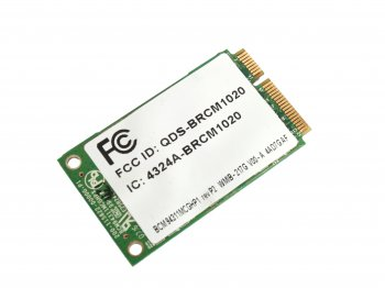 *Блок Wi-Fi (mini PCI-E)