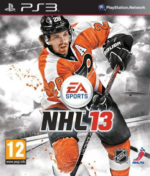 Игра для Sony PlayStation NHL 13 (рус. док.)