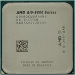 Процессор AMD A10-5800K (AD580KW) 3.8 ГГц/4core/SVGA RADEON HD 7660D/ 4 Мб/100 Вт/5 ГТ/с Socket FM2
