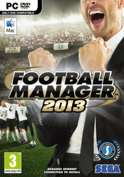 Компьютерная игра Football Manager 2013 [PC, русская версия]