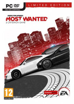 Компьютерная игра Need for Speed: Most Wanted (a Criterion Game) Limited Edition (PC, русская версия)