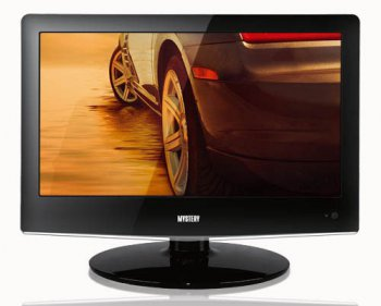 "Телевизор-LCD 16"" Mystery M-1614LW черный HD READY USB(video) (RUS)"