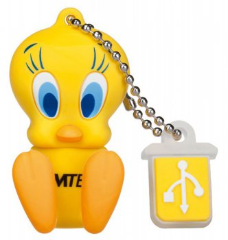 Накопитель USB Emtec 4Gb L100 Looney Tunes Tweety