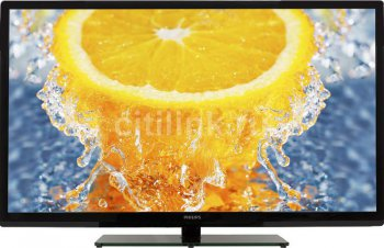 "Телевизор-LCD 40"" Philips 40PFL3107H/60 Black FULL HD 100Hz PMR USB MediaPlayer DVB-T2 (RUS)"