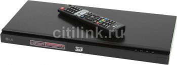 Плеер BluRay LG BP620 3D Blu-ray Divx HD SMART TV DLNA USB Ext.HDD 3D Video (mkv mvc ts)