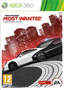 Игра для Xbox Need for Speed: Most Wanted (a Criterion Game) Limited Edition (рус. верс.)