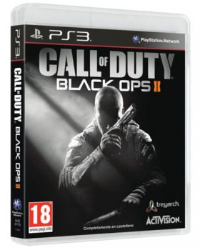 Игра для Sony PlayStation Call of Duty: Black Ops 2 (рус. верс.)