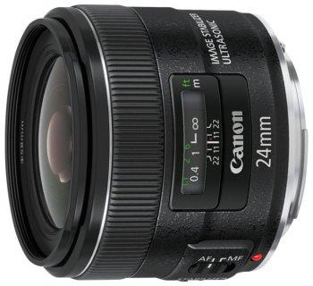 Объектив Canon EF 24 mm F/2.8 IS USM :: Салон 2116