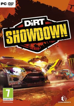 Компьютерная игра DiRT Showdown