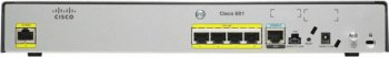Cisco 881 Ethernet Sec Router (CISCO881-K9)