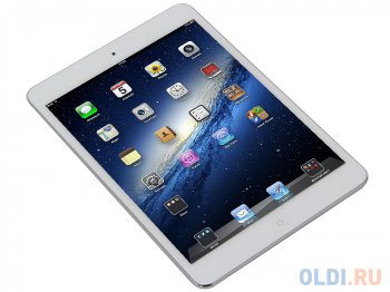 "Планшетный компьютер Apple iPad mini Wi-Fi Cellular 16GB <MD543> White A5/16Гб/WiFi/BT/3G/GPS/ГЛОНАСС/iOS/7.9""/0.312 кг"