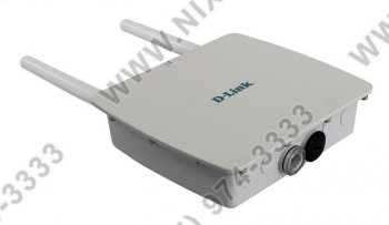 Точка доступа D-Link <DAP-3340> AirPremier N PoE Access Point(1UTP 10/100Mbps, 802.11b/g/n, 300Mbps)