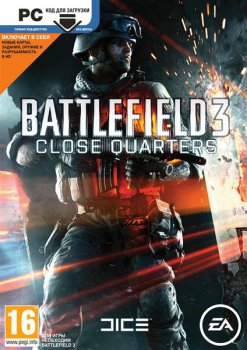 Компьютерная игра Battlefield 3 Close Quarters (код загрузки) [PC, русская версия]
