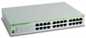 Коммутатор Allied Telesyn GS900/24 24port 10/100/1000TXunmanged switch