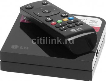 Медиаплеер LG SP520 3D Smart TV Wi-fi USB Smartphone remote Ext. HDD up to 2G DLNA