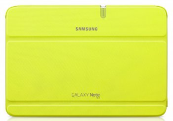 Чехол Samsung N8000 Galaxy Note 10.1 EFC-1G2NMECSTD Lime Green