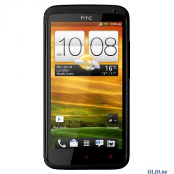 "Смартфон HTC One X+ Black Super LCD2 (1280x720) 4.7""/Andr. 4.1"