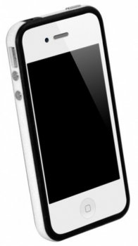 Чехол Clever EdgeFort Case для iPhone 5 White