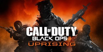 Компьютерная игра Call of Duty: Black Ops 2. Uprising (add-on)
