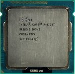 Процессор Intel Core i7-3770T 2.5 ГГц/4core/SVGA HD Graphics 4000/1+8Мб/45 Вт/5 ГТ/с LGA1155