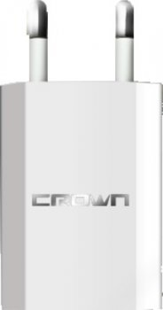 Адаптер питания USB Crown CMWC-9342 для iPod/iPhone (white)