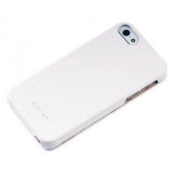 Чехол Vetti Craft Slimflip Normal Series для iPhone 5 (White) IPO5SFNS110110