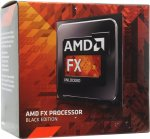 Процессор AMD FX-8350 BOX Black Edition (FD8350F) 4.0 GHz / 8core / 8+8Mb / 125W / 5200 MHz Socket AM3+