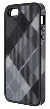 Чехол Speck для iPhone 5 FabShell megaplaid black