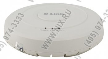 Точка доступа D-Link <DWL-2600AP> Wireless Access Point (1UTP, 10/100Mbps PoE, 802.11n)