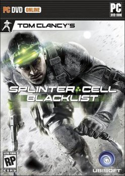 Игра для PS-DVD Программный продукт: Tom Clancy`s Splinter Cell: Blacklist. Standart Edition (руссская версия)