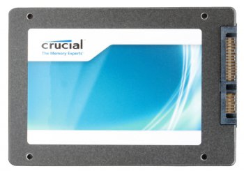 "Твердотельный накопитель (SSD) 2.5"" 256 Gb Crucial SATA 3 M4, 7mm (CT256M41CCA) with Data Transfer Kit"