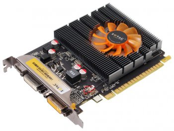 Видеокарта Zotac PCI-E nVidia ZT-60205-10B GeForce GT 640 Synergy Edition 1024 Мб 128bit DDR3 900/1600 DVI*2/mHDMI/HDCP bulk