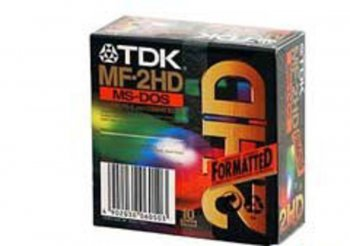 "Дискета FDD 3,5""(10шт) IMATION 2HD IF /10"
