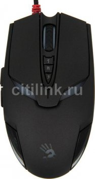 Мышь Bloody X`Glides Gaming Mouse < V4MA with core3 > (RTL) USB 8btn+Roll