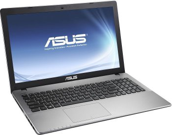 "Ноутбук Asus X550Vc i5-3230M/ 4G/ 500G/ DVD-SMulti/ 15.6""HD/ NV 720 2G/ WiFi/ BT/ camera/ Win7 HB"