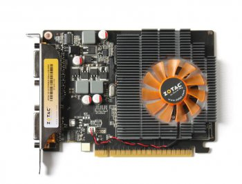 Видеокарта Zotac PCI-E nVidia ZT-60411-10L GeForce GT 630 Synergy 2048Мб 128bit DDR3 700/1333 DVI*2/mHDMI/HDCP RTL