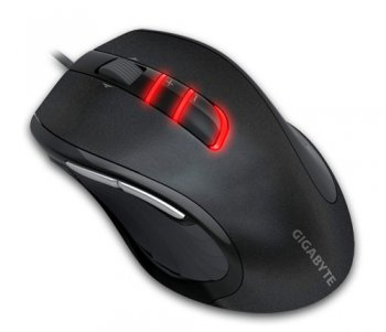 Мышь Gigabyte GM-M6900 Gaming Black USB