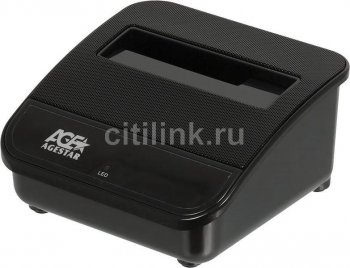 "Кредл для HDD Док станция для HDD AgeStar SUBTO1 Docking Station 2.5""&3.5"""