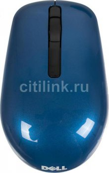 Мышь беспроводная Dell Dell WM311 Wireless Notebook Blue Mouse