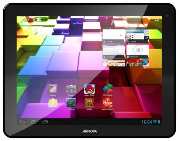 "Планшетный компьютер Archos Arnova 97 G4 RK3066 2C A9/1Gb/8Gb/9.7"" TFT 1024*768/black/And4.1 /USB Host"