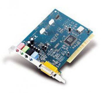 Звуковая карта Genius PCI CMedia 5.1ch w/o Software RTL