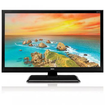 "Телевизор-LCD 24"" BBK 24LEM-1001/T2C black HD READY USB MediaPlayer DVB-T2 (RUS)"