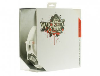 Наушники Ficsher Audio Wicked Queen White
